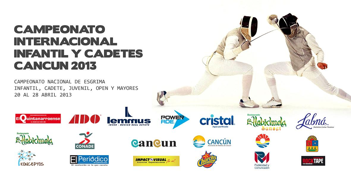 Esgrima Cancun 2013 rm