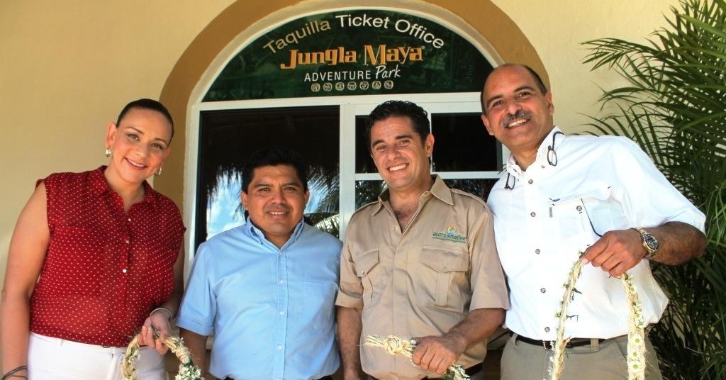 Clementina del Tejo,David Balam, Carlos Marín Morales y Jorge Portilla 4