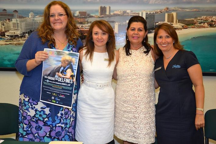 ANSER A.C., Fundacion Dolphin, DIF Quintana Roo y Grupo Dolphin Discovery[1]