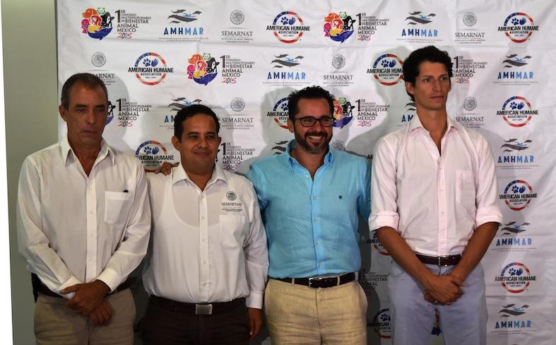 Roberto Sanchez, Mario Fortis, Rodrigo Constandse, Íñigo Castillo