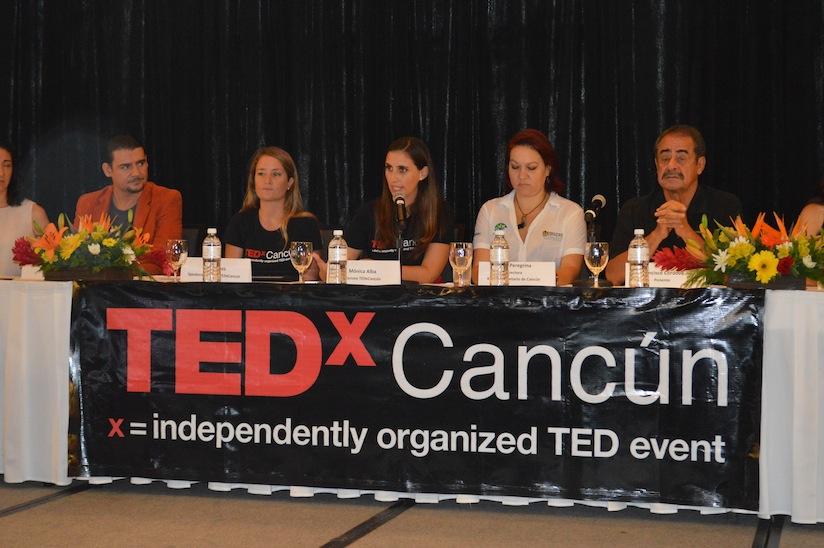 Rueda de Prensa TEDxCancún (1)
