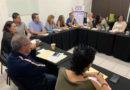 Rocío Mena Réndiz Presidente de la Asociacion De Relaciones Publicas De La Riviera Maya asistió a la junta en las nuevas oficinas del Consejo Coordinador Empresarial de la Riviera Maya