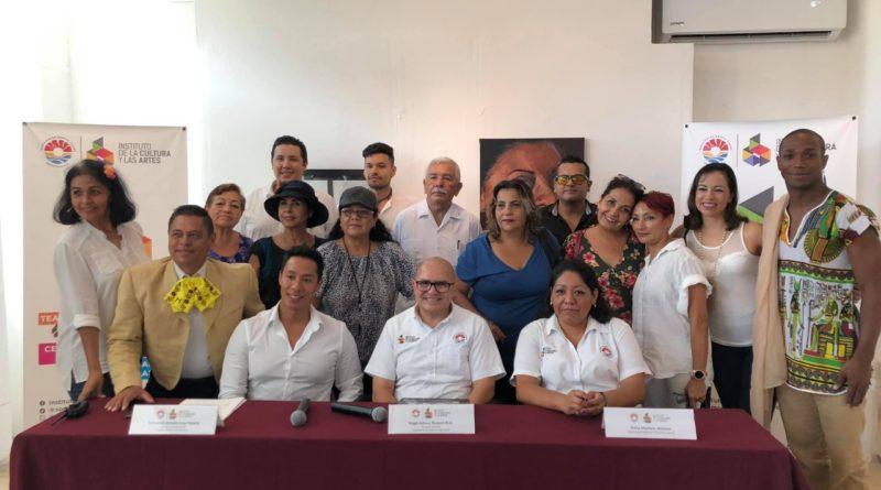 EN CANCÚN ANUNCIAN REACTIVACIÓN DEL CENTRO CULTURAL DE LAS ARTES