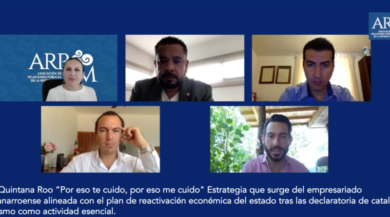 PRESENTAN #AMOACANCÚN: CAMPAÑA DE CONCIENTIZACIÓN DE LA INICIATIVA PRIVADA JUNTO A GOBIERNO DEL ESTADO DE QUINTANA ROO