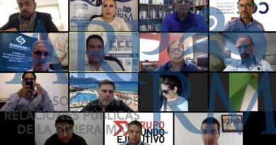 """Cámaras empresariales presentaron ante medios de comunicación el """"Plan  para la generación de Proyectos de diversificación económica en Quintana Roo"""""""
