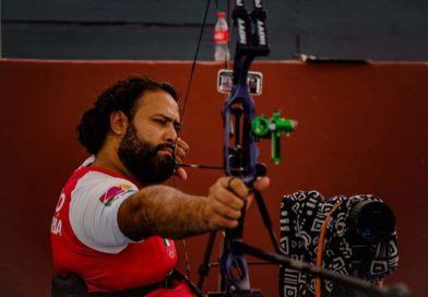 El arquero paralímpico mexicano Omar Echeverría disputará por la medalla de oro.