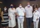 Entregan en Cancún Reconocimientos al personal de Enfermería por su labor ante la contingencia Sars Covid 19.