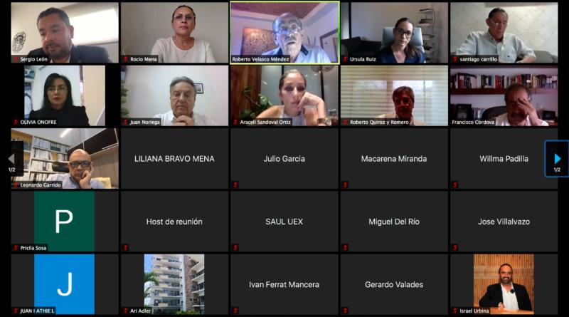 """19a Reunión Alianza #EmpresariosPorQRoo""""."""