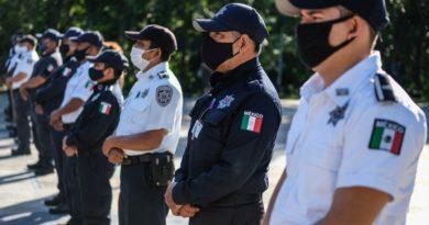 CAPACITA INTEGRALMENTE GOBIERNO MUNICIPAL A POLICÍAS EN TEMAS DE VIOLENCIA DE GÉNERO