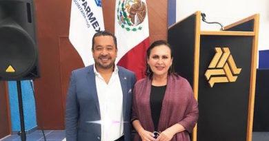 Sergio De León Presentó reporte en la Asamblea ordinaria 39 Coparmex Cancún