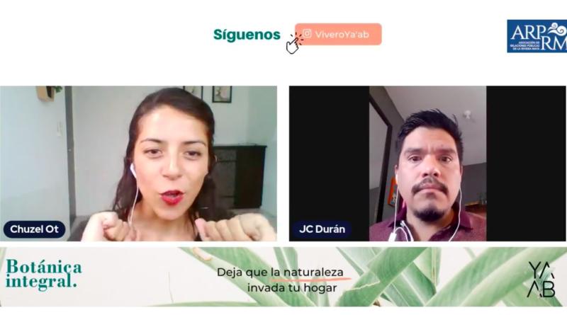 Chuzel Hernández inició transmisiones con el programa Conexión RP Quintana Roo