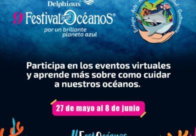LISTA LA 9ª EDICIÓN DEL FESTIVAL DE LOS OCÉANOS DEL CARIBE MEXICANO